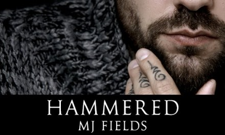 Hammered by M.J. Fields Cover Reveal