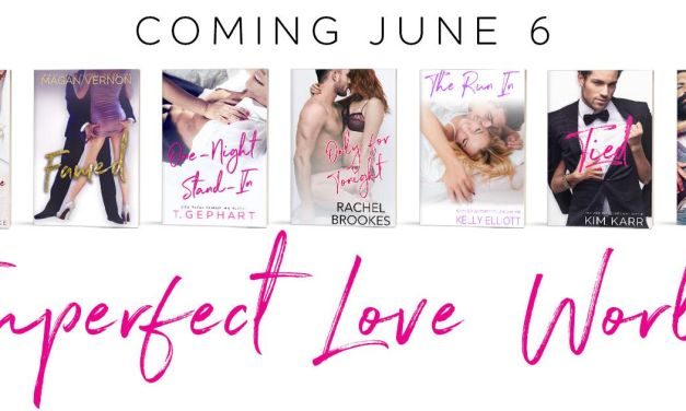 Author Kendall Ryan Announcement!