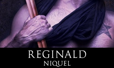 Reginald by Niquel Cover Reveal