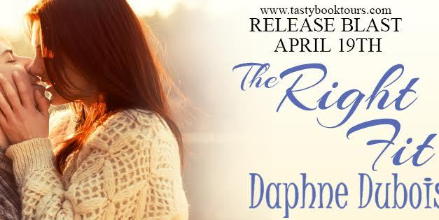 The Right Fit by Daphne Dubois Release Blast