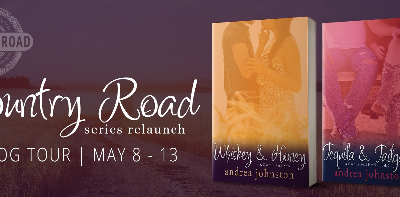 Country Road by Andrea Johnston Series Relaunch