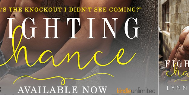 Fighting Chance by Lynn Rider Release Blitz