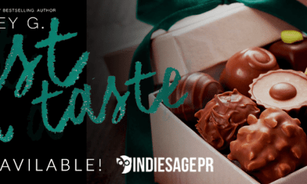 Just A Taste by Whitney G Release Blitz