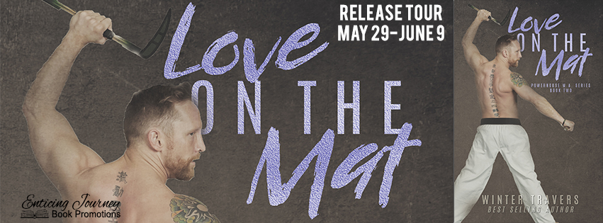 Love On The Mat by Winter Travers Release Blitz