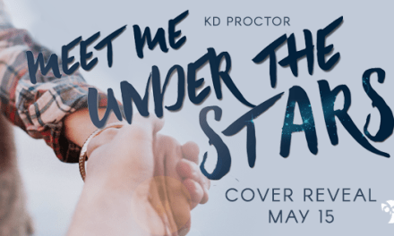Meet Me Under The Stars by K.D. Proctor Cover Reveal