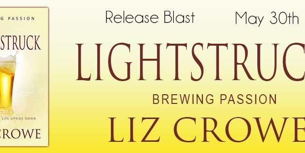 Lightstruck by Liz Crowe Release Blast