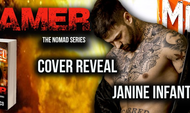 Roamer by Janine Infante Bosco Cover Reveal