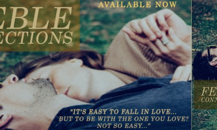 Feeble Connections by Meghana Sarathy Release Blitz