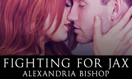 Fighting For Jax by Alexandria Bishop Cover Reveal