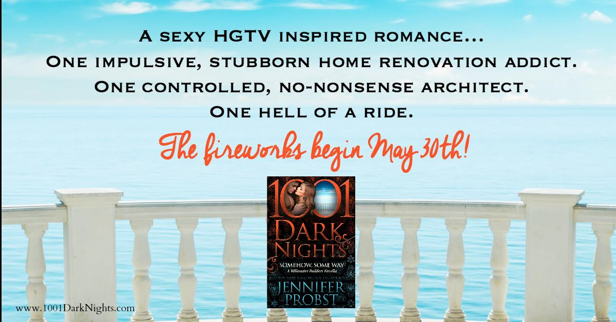 SOMEHOW, SOME WAY by Jennifer Probst Teaser Reveal