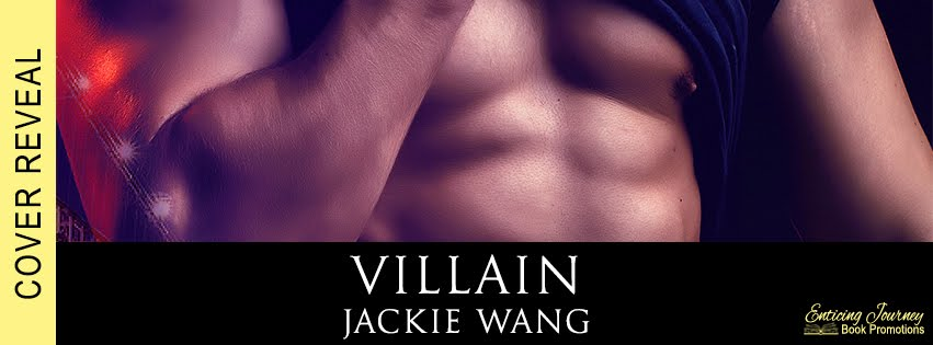 Villain by Jackie Wang Cover Reveal