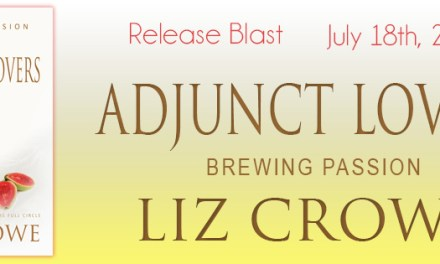 Adjunct Lovers by Liz Crowe Release Blast