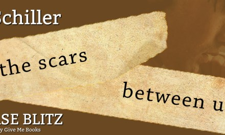 The Scars Between Us by M.K. Schiller Release Blitz