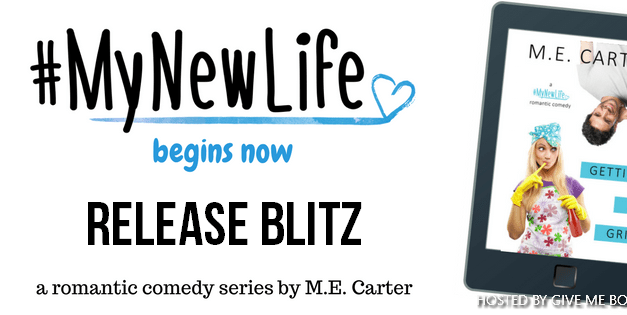 Getting A Grip by M.E. Carter Release Blitz