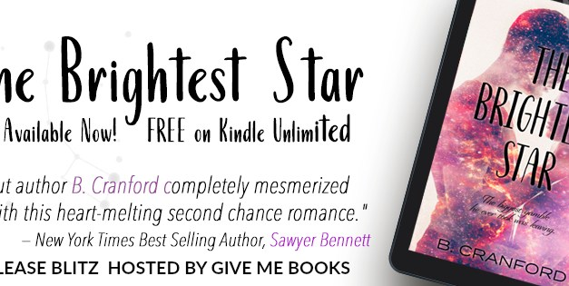 The Brightest Star by B. Cranford Release Blitz