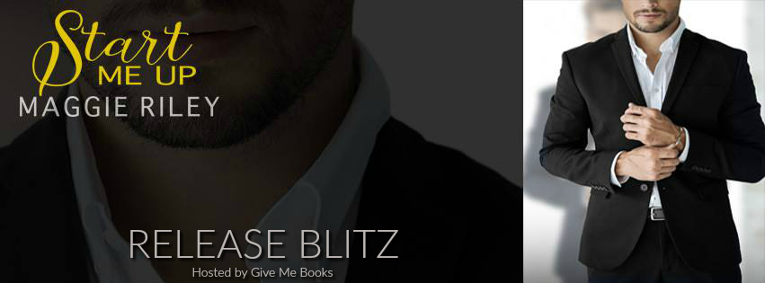 Start Me Up by Maggie Riley Release Blitz