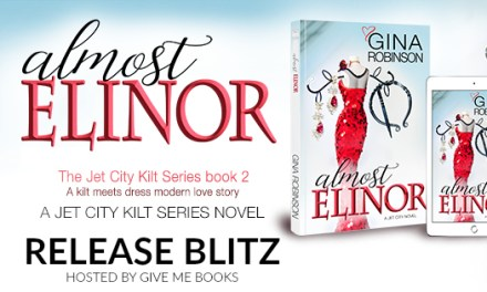 Almost Elinor by Gina Robinson Release Blitz