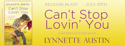 Can't Stop Lovin' You by Lynnette Austin Release Blast