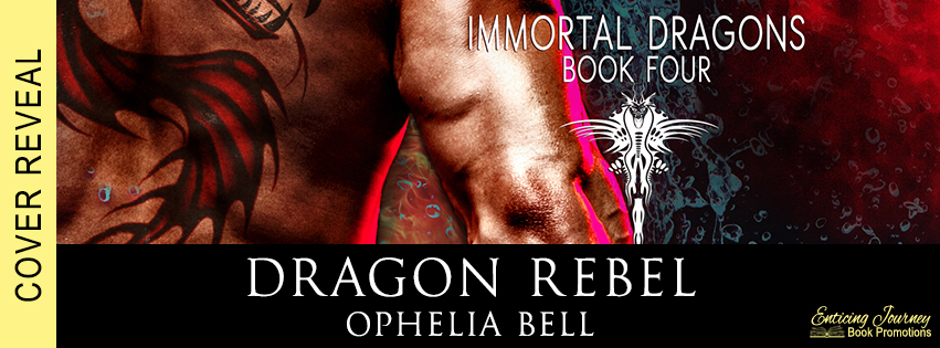 Dragon Rebel by Opheila Bell Cover Reveal