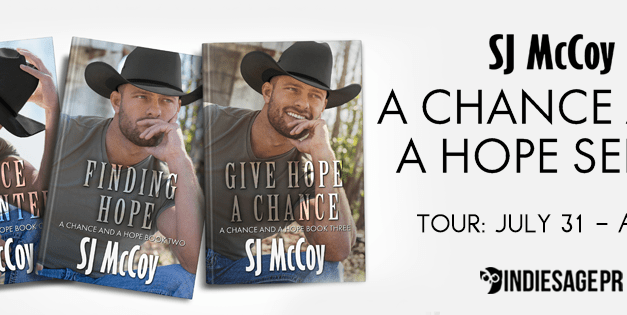 Chance Encounter by S.J. McCoy Blog Tour