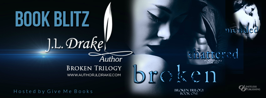 Broken by J.L. Drake Book Blitz