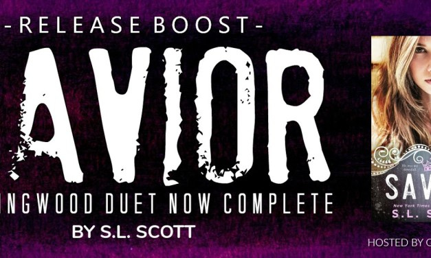 Savior by S.L. Scott Release Boost