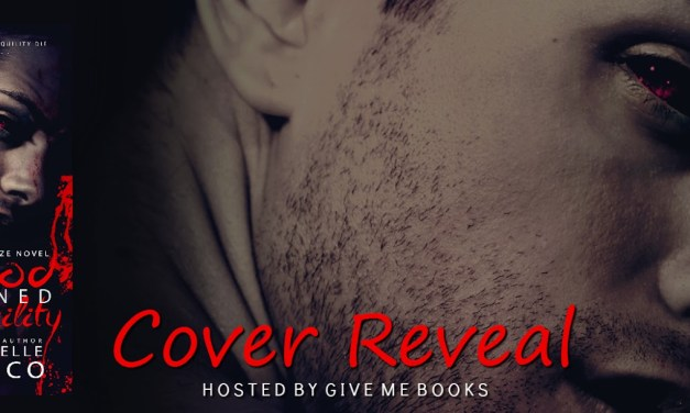Blood Stained Tranquility by N. Isabelle Blanco Cover Reveal