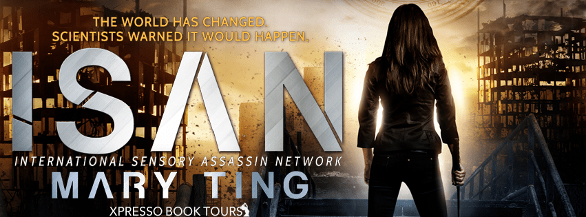 ISAN by Mary Ting Cover Reveal
