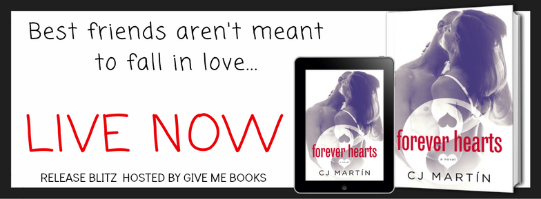 Forever Hearts by C.J. Martin Release Blitz
