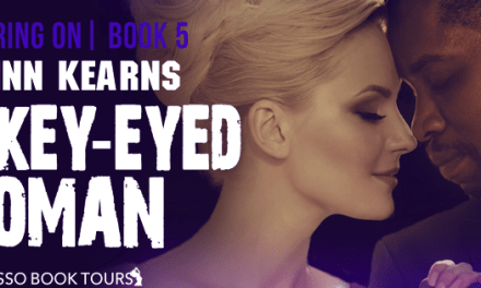 Whiskey-Eyed Woman by Aislinn Kearns Cover Reveal