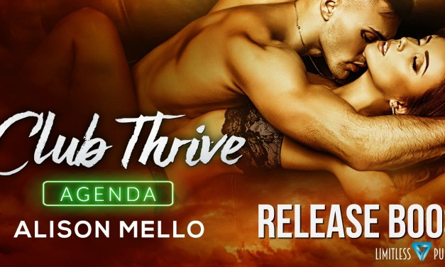 Club Thrive by Alison Mello Release Boost
