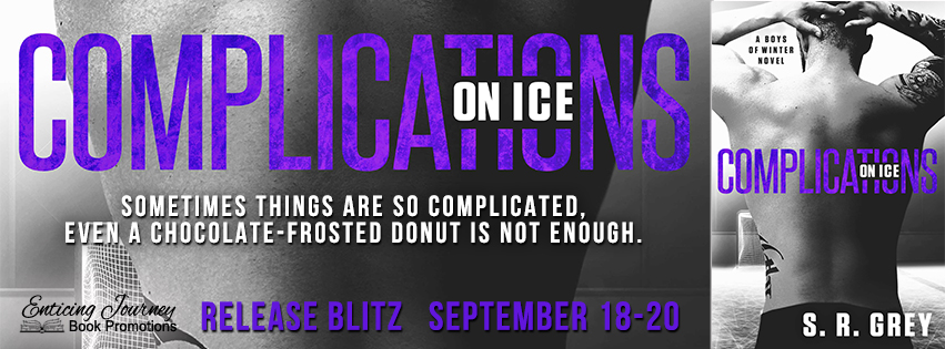 Complications On Ice by S.R. Grey Release Blitz
