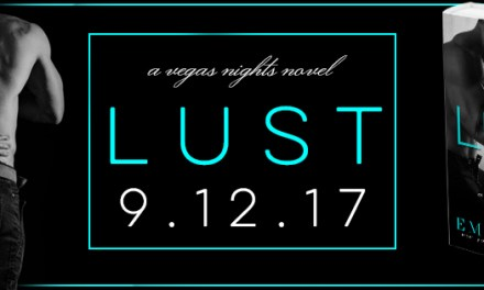 Lust by Emma Hart Excerpt Reveal