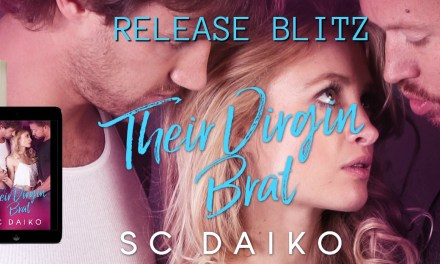 Their Virgin Brat by S.C. Daiko Release Blitz