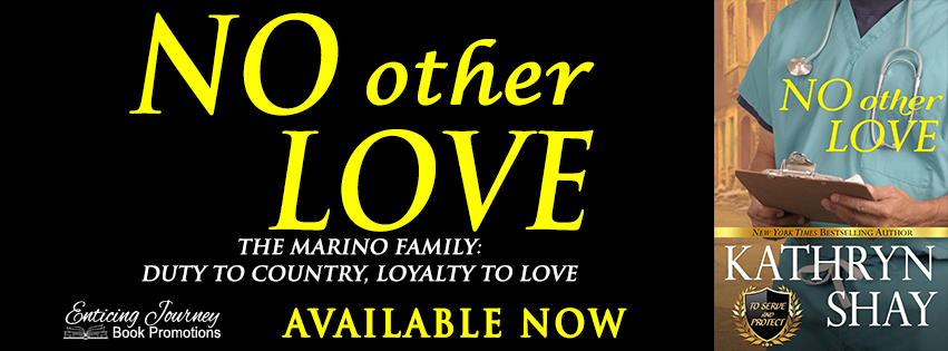No Other Love by Kathryn Shay Release Blitz