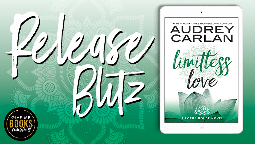 Limitless Love by Audrey Carlan Release Blitz