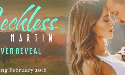 Reckless by Lex Martin Cover Reveal