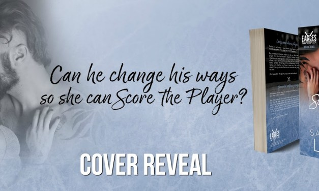 Scoring the Player by Samantha Lind Cover Reveal