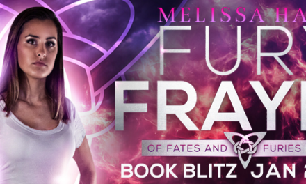 Fury Frayed by Melissa Haag Book Blitz
