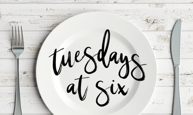 Tuesdays at Six by K.J. Lewis Release Blitz