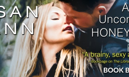 An Uncommon Honeymoon by Susan Mann Book Blitz