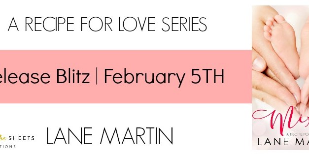 Mixed by Lane Martin Release Blitz