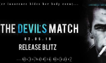 The Devil's Match by Amo Jones Release Blitz