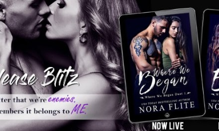 Where We Began by Nora Flite Release Blitz