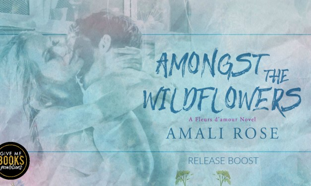 Amongst the Wildflowers by Amali Rose Release Boost