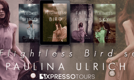 Flightless Bird by Paulina Ulrich Cover Reveal