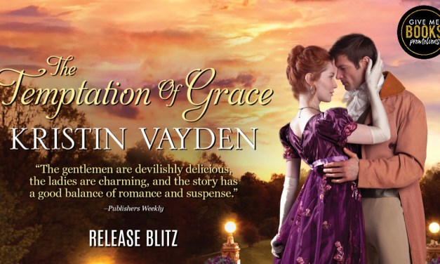 The Temptation of Grace by Kristin Vayden Release Blitz