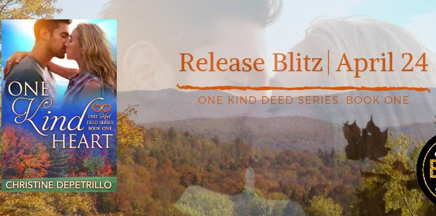 One Kind Heart by Christine DePetrillo Release Blitz