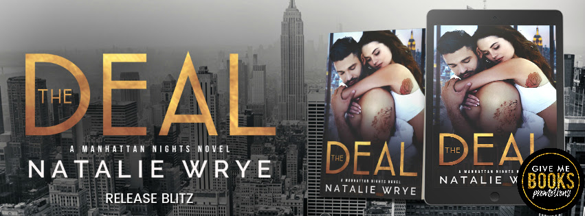 The Deal by Natalie Wrye Release Blitz