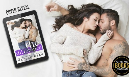 The Difference by Kaylee Ryan Cover Reveal